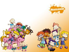 Rugrats/All Grown Up