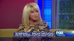Suzanne Somers shares medical breakthroughs on her new book, Bombshell.