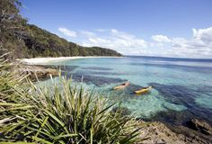 New for March: Paperbark Camp hotel in Jervis Bay, Australia