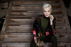 Kriss fashion. Kriss classic jackets with a polo. www.kriss.eu