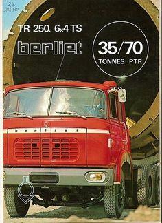 BERLIET TR 250 6x4 TS