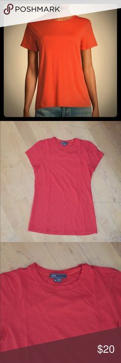 """Vince """"Boy"""" tee in jersey-knit M Vince """"Boy"""" tee in jersey-knit. Retail $75 EUC so super soft- Bundle and save Crew neckline. Short sleeves. Semi-fitted silhouette. Straight hem. Pima cotton. Machine wash. Imported. Vince Tops Tees - Short Sleeve"""