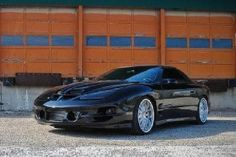 2001 Pontiac Trans Am WS6 | ProCharger