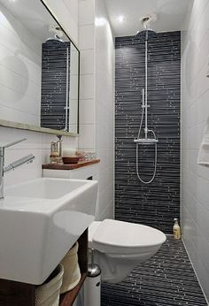 Artistic Tile For Small Bathroom Ideas Unique Small Bathroom Idea Floor by blstrawberry