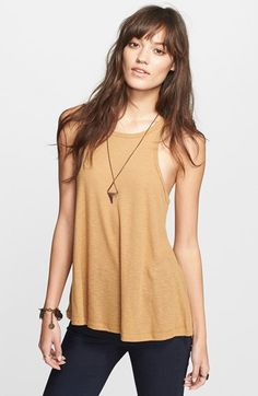 Free People 'Long Beach' Tank available at #Nordstrom