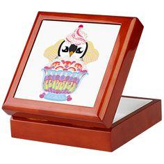 Angelguin keepsake box penguin christmas xmas festive kawaii easter sundaeguin keepsake box penguin easter spring eastersundae mrpenguin kawaii negle Images