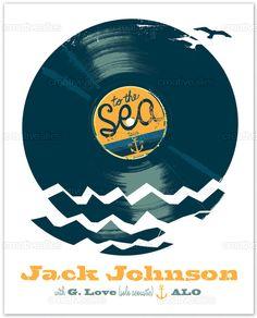 jack johnson to the sea tour...amazing!!!