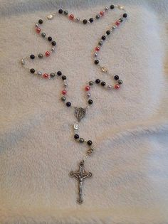 Catholic Birthstone Matte Pearled Rosary-Made to Order