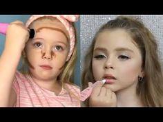 VIRAL NIÑOS MAQUILLÁNDOSE COMO ADULTOS PROFESIONALES   Viral Kids Make Up As Professional Adults - YouTube