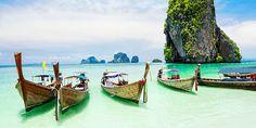 Poucos lugares no mundo podem oferecer o mar e as praias da #Tailândia. Um rede #hoteleira impressionante e tarifas acessíveis devido ao baixo valor da moeda local. Reserve agora economizando ainda mais através de nosso Portal Detecta #Hotel, clicando na imagem!