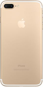 iPhone 7 Plus 128GB Gold (GSM) AT&T - Apple