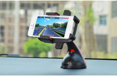 Car Phone Bracket With Suction Cup Automatic Cars, Ecommerce, Store, Tent, Larger, Business, E Commerce, Shop