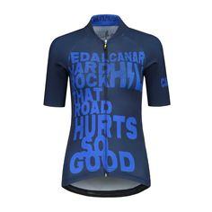 Canary Hill Atomic fietsshirt voor dames - Canary Hill Funky Design, Womens Fashion, Shirts, Tops, Women's Fashion, Woman Fashion, Dress Shirts, Shirt, Fashion Women