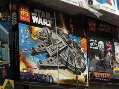 Star Wart fake Lego in Hong Kong /// More on Interiorator.com