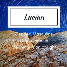 Lucian - boy& name Writing A Book, Writing Tips, Writing Prompts, Baby Names And Meanings, Names With Meaning, Name Inspiration, Writing Inspiration, Fantasy Names, Pretty Names
