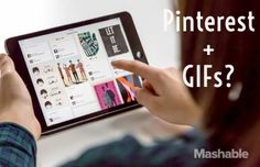 Are GIFs coming to Pinterest?