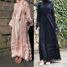 acbb654905 60 Best Islamic Women's Dresses & Abayas images in 2018 | Islamic ...