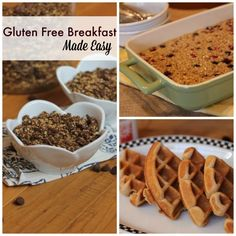 Gluten Free Breakfast Made Easy | Udi's Gluten Free