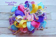 Mi pequeño arco de pelo de Pony mi pequeño Pony Loopy arco