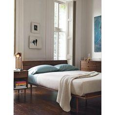 Minimal| #bedframe| #Frenchwindows| #floorboards| #light| #space| #interiordesign| #architecture| #trendmogul| #Padgram