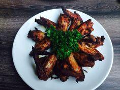 Chicken wings! Love!