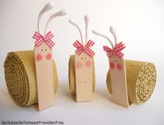 Adorable snail craft ~ perfect for spring