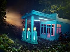 David LaChapelle, Gas 76, 2012