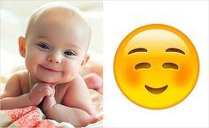 Δέκα αξιολάτρευτα μωρά που μοιάζουν με ξεκαρδιστικά Emojis |thetoc.gr