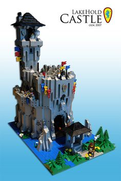 castle_splash by icecoldmilk, via Flickr