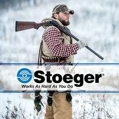 Stoeger #WorksAsHardAsYouDo