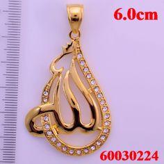Islam Allah pendants, With Rhinestone Jewelry,Charm islam,I LOVE ALLAH