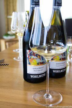 Wohlmuth Chardonnay & Pinot Gris, Sausal Südsteiermark