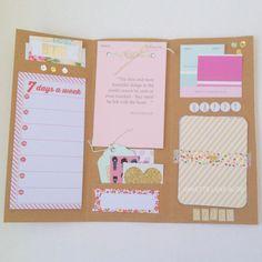 Janette Lane: DIY Letter w/ Pockets (TUTORIAL)