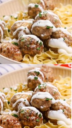 Slow Cooker Recipes, Meat Recipes, Pasta Recipes, Crockpot Recipes, Dinner Recipes, Cooking Recipes, Batch Cooking, Slow Cooking, Dumplings