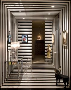 Striped Room
