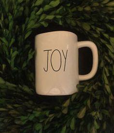 New-RAE-DUNN-Magenta-Inc-039-JOY-039-Holiday-Coffee-Mug-Cup