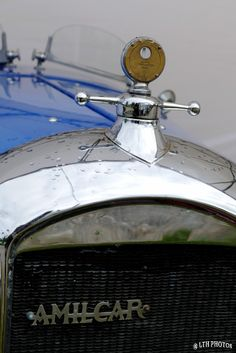 AMILCAR CGSS Sport - 1926/1929 - Moteur 1074 cm3 - 33 cv - Performance env 120…