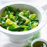 BHG's Newest Recipes:Sharp and Sweet Green Salad Recipe