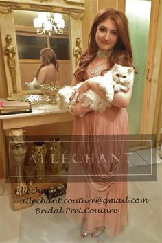Pakistani Couture Dresses ~ http://www.allechant.org