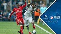 Melhores Momentos - Besiktas 3 x 3 Benfica - Champions League (23/11/2016)