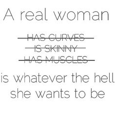 A Real Woman