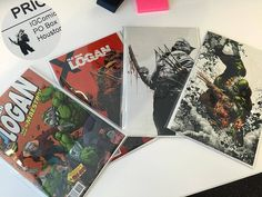 Just got my ABSOLUTELY STUNNING @mikedeodato Old Man Logan Variant covers from @igcomicstore ! The bloody virgin cover in all white is one of my favorite covers of all time!! These guys pay attention to the little things Look at the Old Man Logan on the shipping label on the top left! You guys need to follow @igcomicstore s account You wont be disappointed!  BTW @mikedeodato are you coming to NYCC?   Download images at nomoremutants-com.tumblr.com  Key Film Dates   Spider-Man - Homecoming…