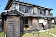 建物探訪 TUKIDEおかげ参りの画像:無垢の木の家・古民家再生・新築、リフォーム 「ツキデ工務店」