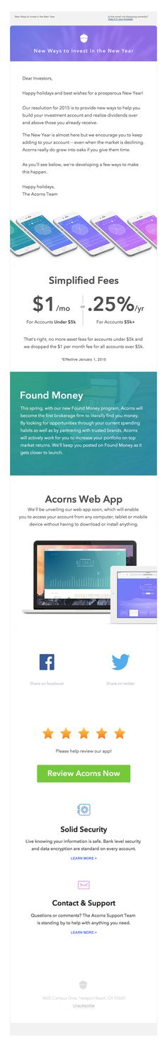 Really Good Emails  - The Best Email Designs