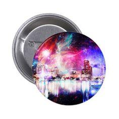 We are Love Orlando Pinback Button