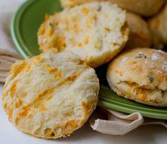 Vegan Jalapeno Cheddar Biscuits | Finding Vegan
