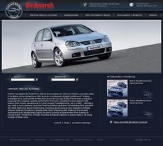 strony internetowe - dealer skoda