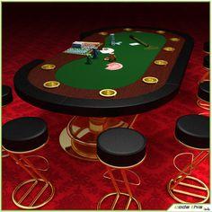 Table Casino - Texas Holdem Poker on Behance