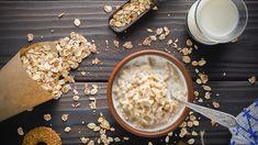 saludable en casa – vive una vida saludable Cereal, Oatmeal, Breakfast, Food, Home, Food Recipes, Healthy Living, Hair And Beauty, Foods