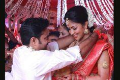 Amala Paul And Vijay Tied Knot Today - అమలా పాల్ మెడలో మూడు ముళ్లు పడ్డాయి